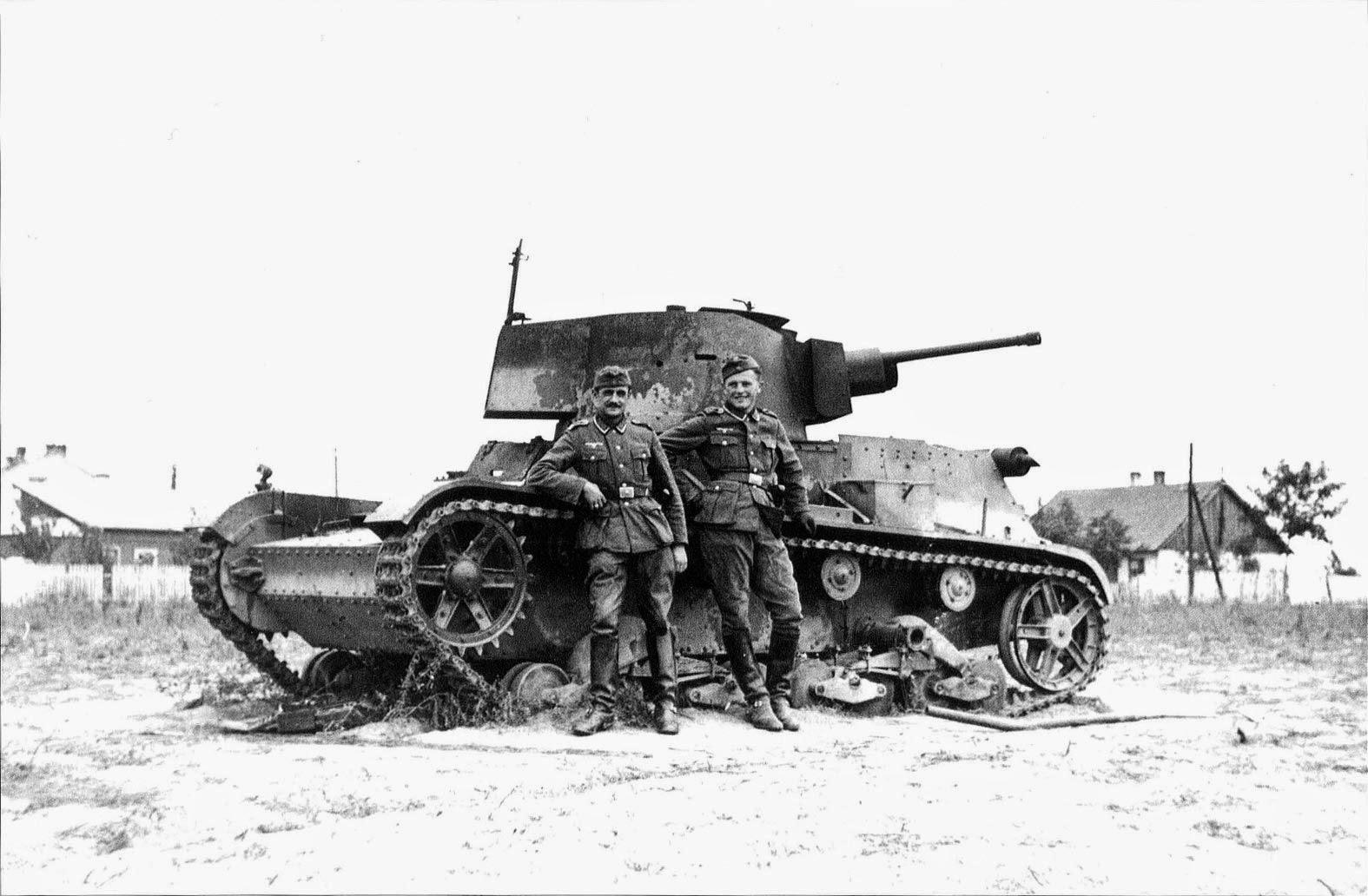 Вторая мировая война вторжение в